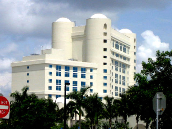 Commercial Project by Rainbow Painting RPR Group | Painting & Waterproofing Contractor in Davie, Florida.